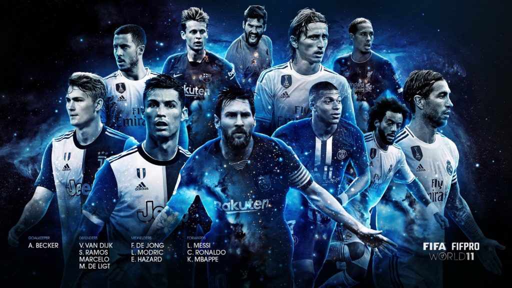 fifa-fifpro-world-11-the-best-2019