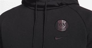 Image de l'article Une nouvelle collection textile Nike pour le PSG et un nouveau logo …