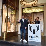 Lionel Messi débarque dans l'univers de la mode!