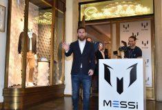 Image de l'article Lionel Messi débarque dans l'univers de la mode!