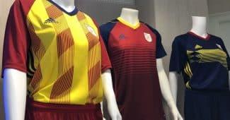 Image de l'article adidas, nouveau partenaire de la sélection de Catalogne!