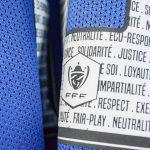 Les nouveaux maillots de la Coupe de France 2019-2020 arrivent