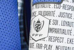 Image de l'article Les nouveaux maillots de la Coupe de France 2019-2020 arrivent
