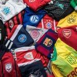 Tous les maillots de foot de la saison 2020-2021