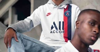 Image de l'article Le Paris Saint-Germain et Nike dévoilent le maillot third 2019-2020