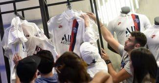 Image de l'article Quelle place pour le logo ALL sur le maillot third du PSG ?