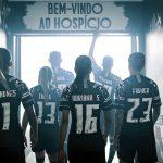 Nike et les Corinthians dévoilent un maillot third 19/20 étonnant