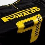 Un flocage inédit sur le nouveau maillot de l'Inter Milan