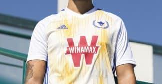 Image de l'article Le Vinsky FC lance un maillot avec adidas pour la première saison de son histoire
