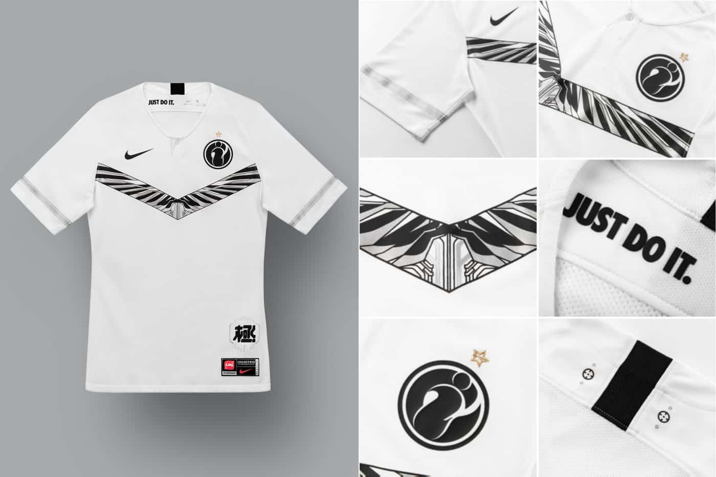 maillots-nike-league-of-legends-pro-league-chine-InvictusGaming