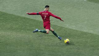 Image de l'article Les chaussures de foot de … Cristiano Ronaldo