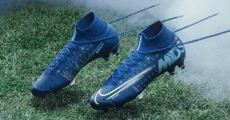 Image de l'article «Dream Speed», le nouveau modèle de Nike Mercurial pour CR7 et Mbappé