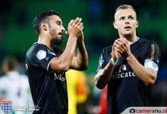 Image de l'article Un club hollandais joue un match sans son blason mais avec ses sponsors