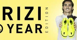Image de l'article Puma célèbre les 10 ans de carrière de Griezmann avec une paire spéciale