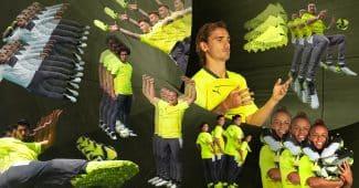 Image de l'article «Rush pack», le nouveau coloris de Puma Football