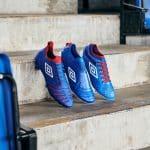 Umbro dévoile un nouveau coloris pour sa gamme football