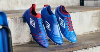 Image de l'article Umbro dévoile un nouveau coloris pour sa gamme football