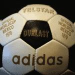 Un satellite à l'origine du premier ballon adidas de la Coupe du Monde