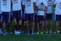 Image de l'article Un capteur de performances sur les chaussures des U23 de l'Argentine