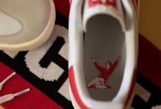 Image de l'article adidas lance une paire de sneaker pour célébrer Manchester United