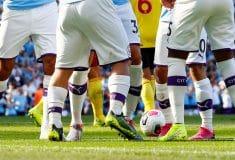 Image de l'article Les chaussures de Manchester City – Atalanta Bergame