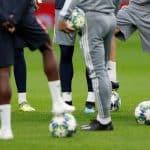 Les chaussures de Tottenham Hotspur – Bayern Munich