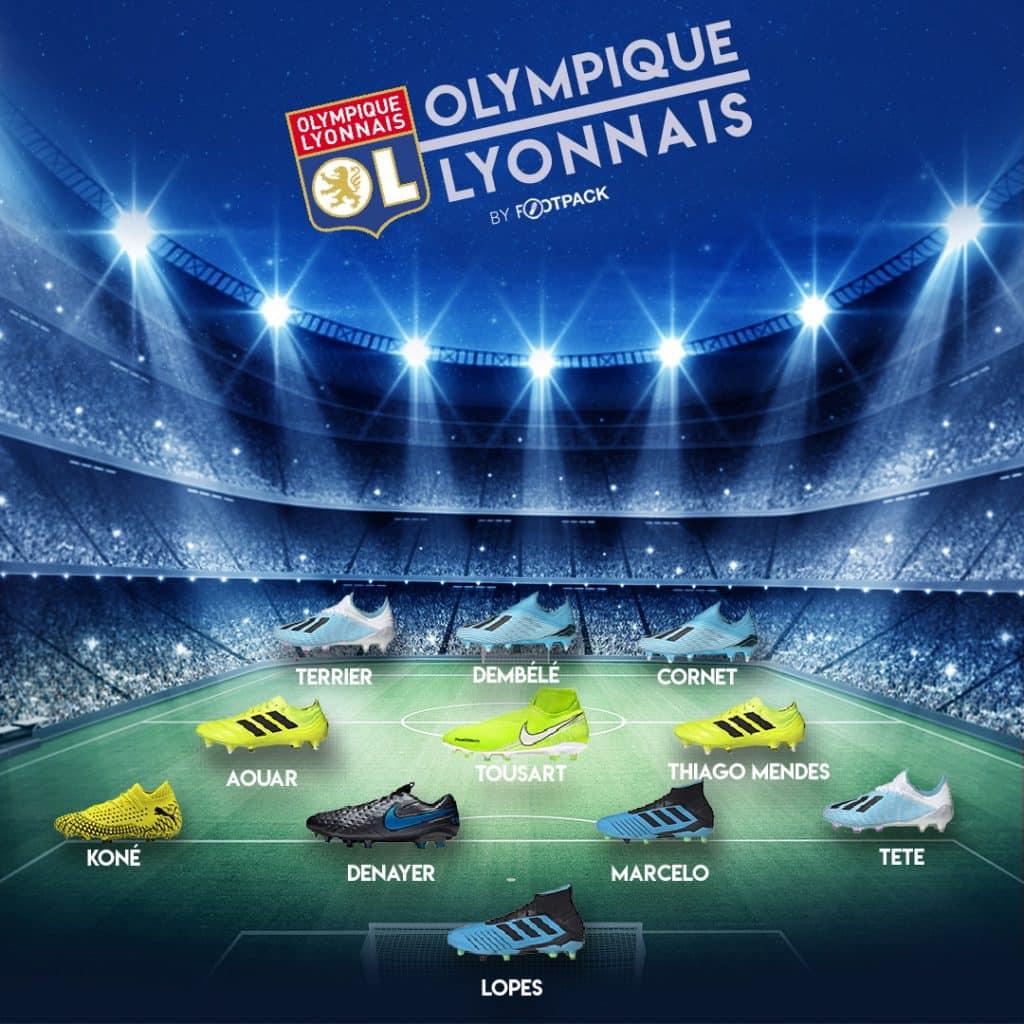 compositions-chaussures-olympique-lyonnais-ligue-des-champions