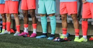 Image de l'article Nike, toujours numéro 1 dans les pieds des joueurs de Ligue 1 – Infographie Footpack