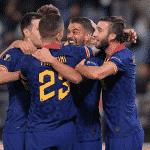 Quand le règlement de l'UEFA fait changer le maillot third de la Roma