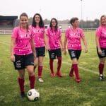 Le football amateur rend lui aussi hommage à Octobre Rose