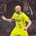 Le Hellfest débarque sur le maillot du FC Nantes
