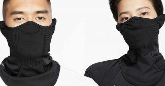 Image de l'article Nike lance son nouveau cache-cou Vaporknit Strike Snood
