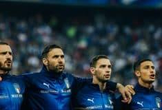 Image de l'article Pourquoi l'Italie joue avec des maillots bleus ?