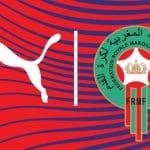 Le Maroc évolue avec ses nouveaux maillots signés Puma