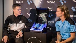Image de l'article Antoine Griezmann vide son sac pour Footpack!