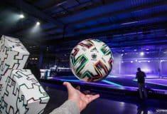 Image de l'article adidas présente Uniforia, le ballon officiel de l'Euro 2020