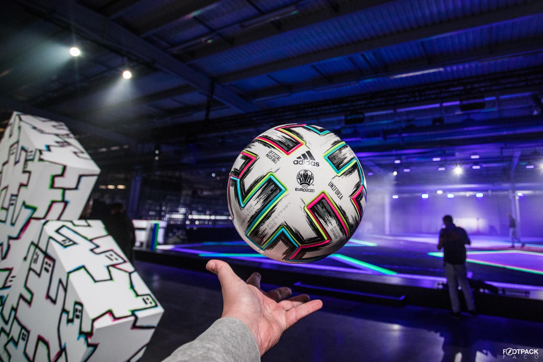 adidas présente Uniforia, le ballon officiel de l'Euro 2020