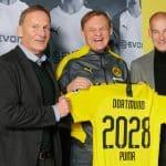 Puma, équipementier du Borussia Dortmund jusqu'en 2028