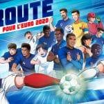 Bientôt une collaboration entre l'équipe de France et Captain Tsubasa?