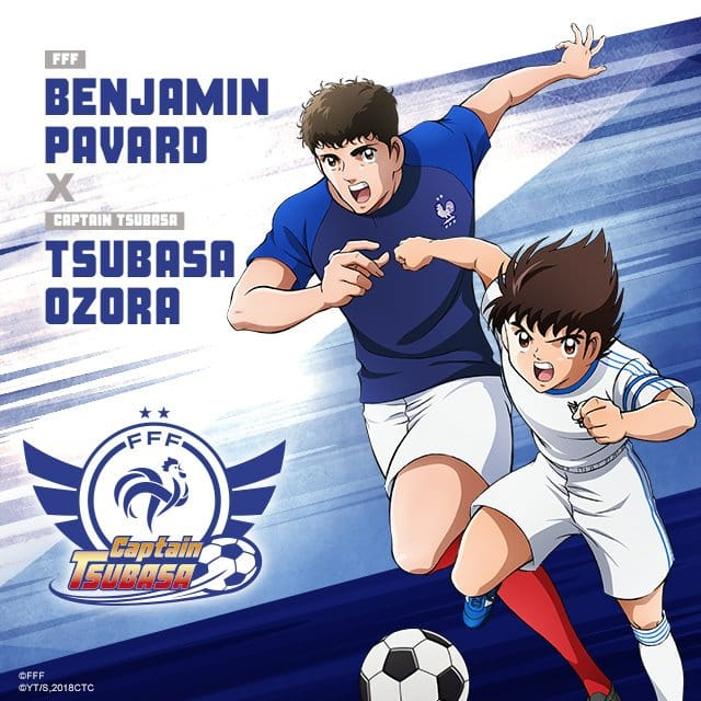 captain-tsubasa-equipe-de-france-football-euro-2020-benjamin-pavard