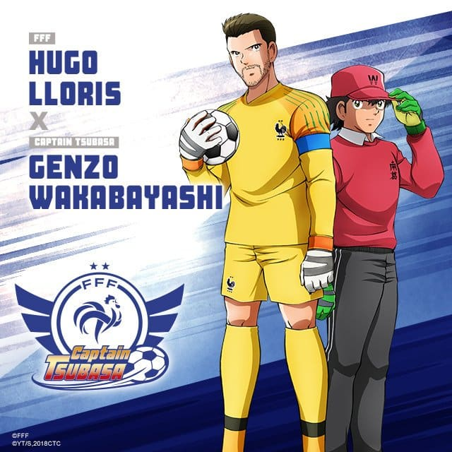 captain-tsubasa-equipe-de-france-football-euro-2020-hugo-lloris