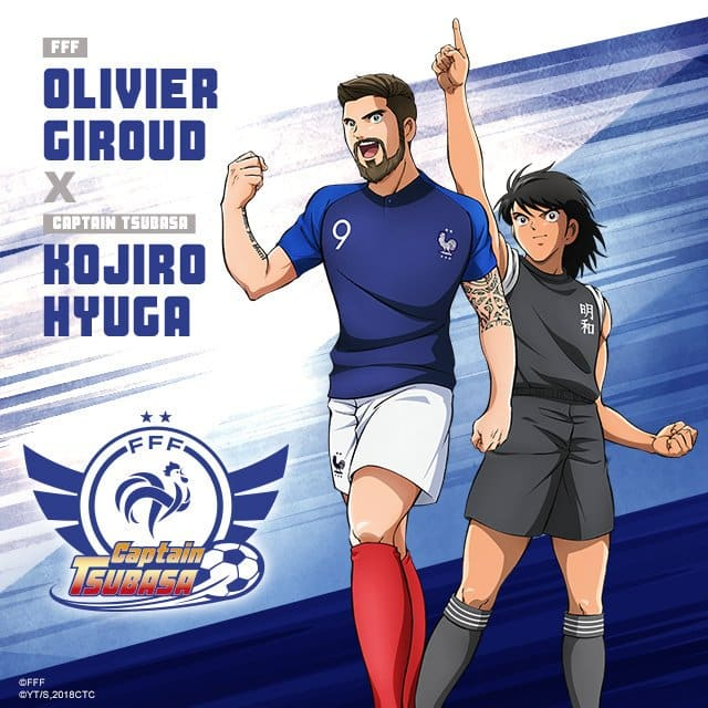 captain-tsubasa-equipe-de-france-football-euro-2020-olivier-giroud