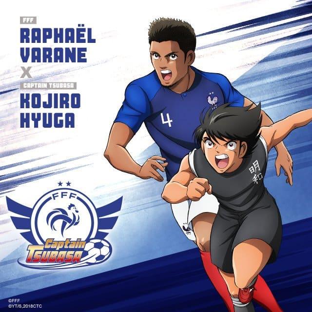 captain-tsubasa-equipe-de-france-football-euro-2020-raphael-varane
