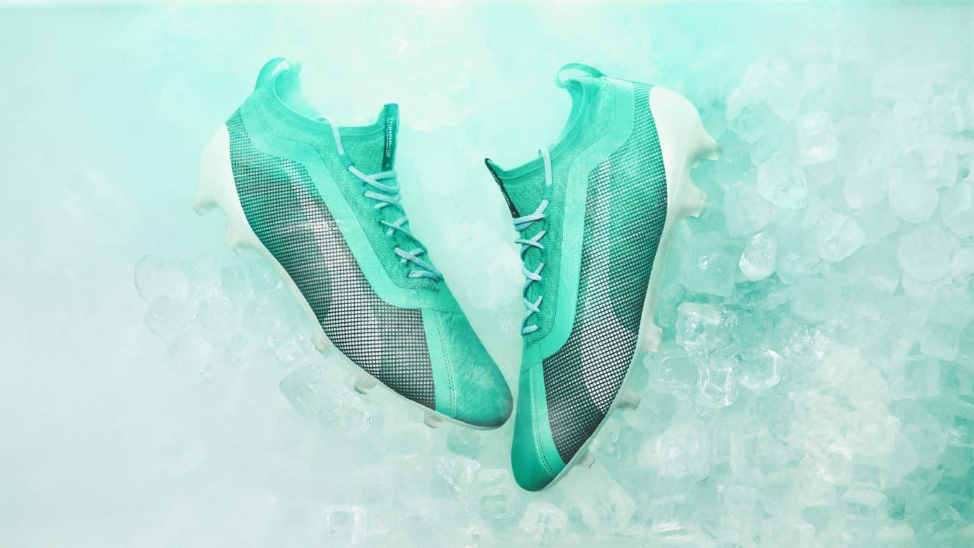 chaussure-foot-puma-one-winterized-vert-footpack-2019
