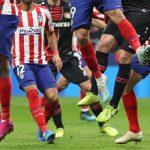Les chaussures de Bayer Leverkusen – Atletico Madrid