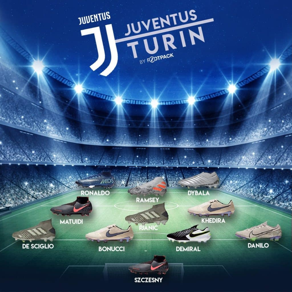 compos-chaussures-juventus-turin-ligue-des-champions-footpack