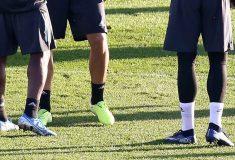 Image de l'article Les chaussures de Juventus Turin – Atlético Madrid