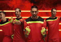 Image de l'article Dynamic Impulse, la nouvelle collection d'uhlsport