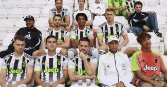 Image de l'article Palace dévoile l'intégralité de la collection en collaboration avec la Juventus et adidas