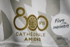 Image de l'article Amiens va rendre hommage à sa Cathédrale sur son maillot